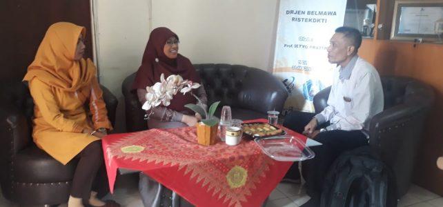 Studi Banding Universitas Islam Madura, Ketua SPI: Saya Ingin Sharing dengan Pusat Penjaminan Mutu Unikama